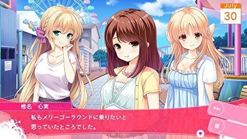 ガールフレンド(仮)ゲーム画面01