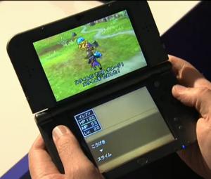 3DS版戦闘02